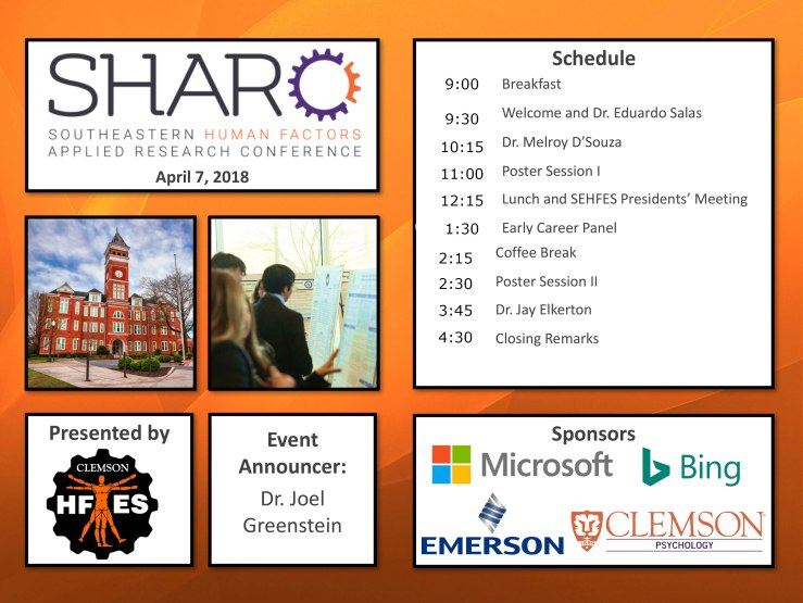 SHARC Program